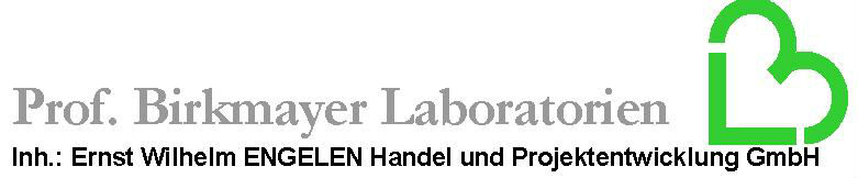 Birkmayer Laboratorien – Das Original NADH